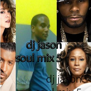 dj jason-soul mix 5