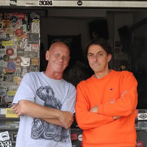 Ross Allen & Alex Paterson (The Orb) - 19th July 2018