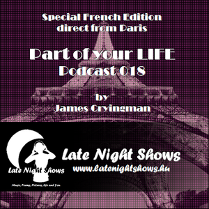 Late Night Shows Podcast 018