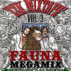 ZZK Mixtape Vol 3 - Fauna Megamix by Daleduro