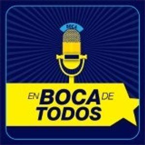 En Boca de Todos. 5to programa. Entrevistas a  Jorge Ameal y Martin Mendiguren.