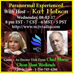Paranormal Experienced with Kat Hobson_Chad Morin_2017-08-02