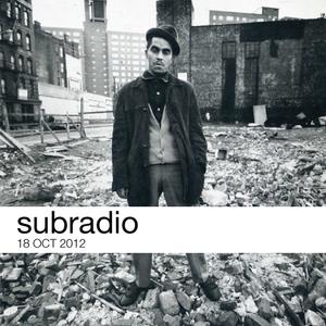 subradio 18 Oct 2012