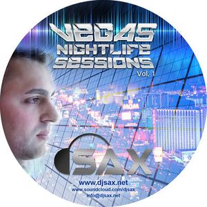 Vegas Nightlife Sessions Vol. 1 - feat Sax