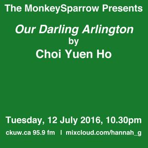 Choi Ho- Our Darling Arlington - The MonkeySparrow