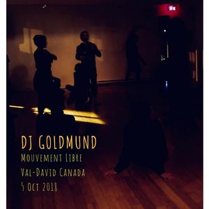 DJ Goldmund Mouvement Libre Val-David Canada 5 Oct 2018