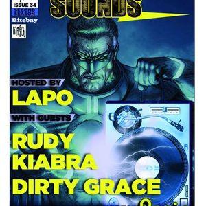 RUDY @ Logic 14/01/2012