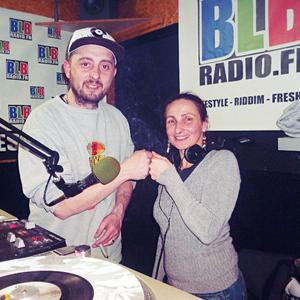 I Love sound Radio Show & special guest : L'Neze (24-03-2015)