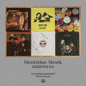 Mezítlábas Mesék · Tilos Rádió · 2020·04·24