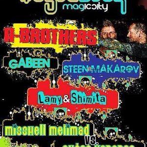 FUGY - K  /J J Production/  Magic City New Wave 13.9.2013 Pekelnej Bar Prague