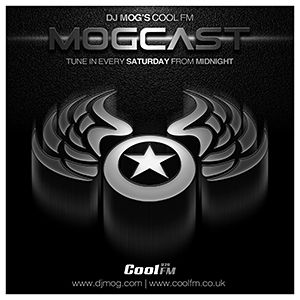 DJ Mog's Cool Fm Mogcast: 13th Oct 2012