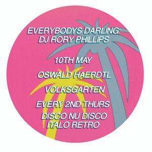 EVERYBODY'S DARLING: RORY PHILLIPS 10.5.12 OSWALD HAERDTL VIENNA