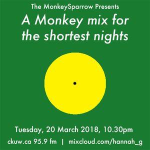 Monkey Mix for Shortest Nights