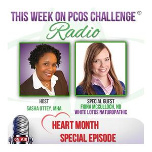 Natural Health for Your Heart and PCOS -- PCOSChallenge.com
