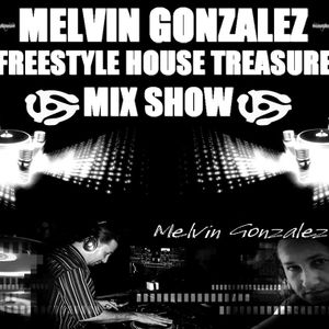 AUDIO DE LA 1 RA EDICION DEL FREESTYLE HOUSE TREASURE RADIO MIX SHOW