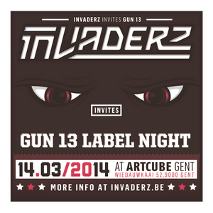 The Offenders - Live at Invaderz.be - 14.03/2014