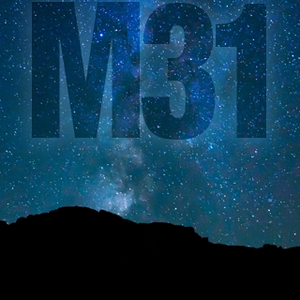 M31 Radio, Songs From A Distant Galaxy, August 2012
