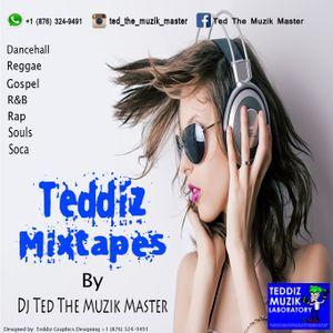 Dj TTMM - After Hourz Dancehall Mixtape [Teddiz Mixtapes]