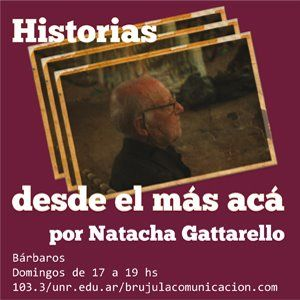 2012-07-08 Historias del más acá- Natacha Gattarello