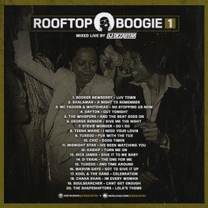 ROOFTOP BOOGIE VOL. 1 | MIXED BY DJ DEZASTAR