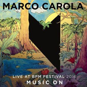 Marco Carola Live at BPM Festival - January 10 2016