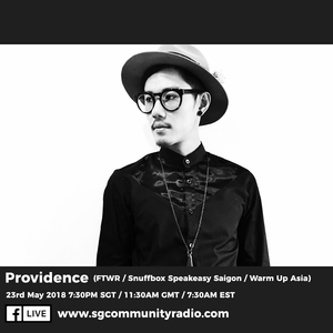 SGCR Radio Show #64 - 23.05.2018 Episode Part 1 ft. Providence