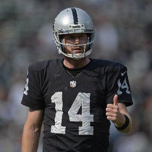 #Raiders Win. McGloin Talk