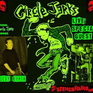 Lucky Lehrer (Original Circle Jerks Drummer) Part 2!