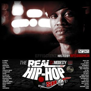 DJ MODESTY - THE REAL HIP HOP SHOW N°241 (Hosted by WYLDBUNCH)