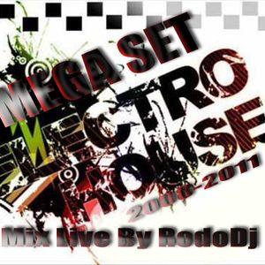 Mega Set Electro 2008-2011 By Rodo Dj
