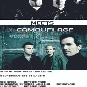 Depeche Mode Meets Camouflage - a continous set by dj g:ei:n