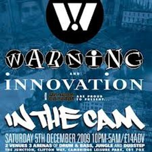 Dj  S.P.Y , MC Lowqui, MC Five Alive live @ Warning+ Innovation in the Cam 2011