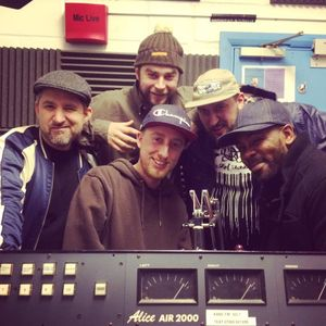 Suspect Packages Radio Show ft. Gatecrasherz live (Kane FM) 13/03/17