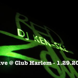 "Live At ""Red Zone"" @ Club Harlem - 1/29/13"