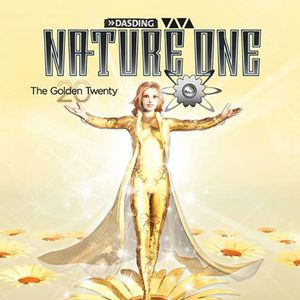 "Rex Kramer at Nature One 2014 - Pydna ""The Golden Twenty"" - Open Air Stage airport / dancefield"