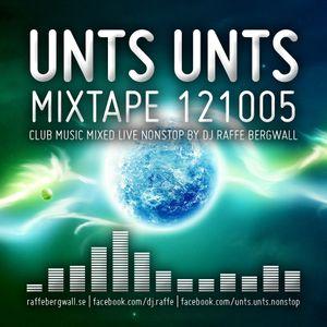 UNTS UNTS Mixtape 121005