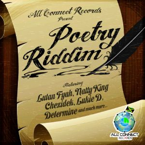 NATTY KING - Life - Chezidek,Lutan Fyah + POETRY RIDDIM Mix .. 2012