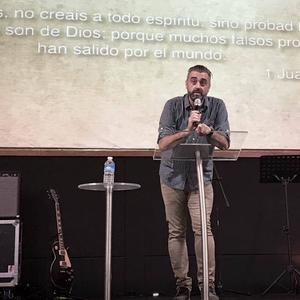 Predica Domingo 06-Agosto-17-PASTOR DAVID SANCHEZ