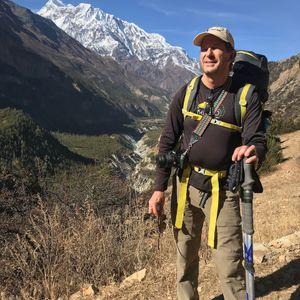 Episode #146- Jim Skaggs: Annupurna Trek- Nepal