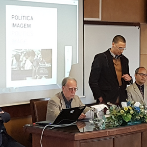 Politica e Imagem - Diogo Pires Aurélio - FLUC - 15 de novembro de 2018