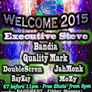 NYE 2014 @ The Energy Collective MainStage
