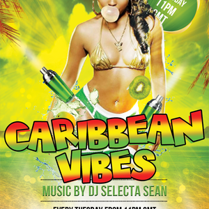 Caribbean Vibes With Selecta Sean - April 07 2020 www.fantasyradio.stream