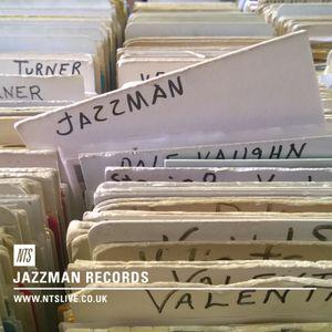 Jazzman Records on NTS -100418
