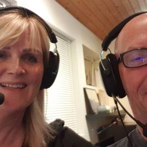 Radio broadcast dj Vilborg from Iceland on 17-10-2019