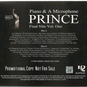 SL 094-095 - Piano & A Microphone Final Nite Vol. One