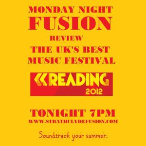 Monday Night Fusion - Reading 2012 Review Show with Lynn and Chris 3/9/12