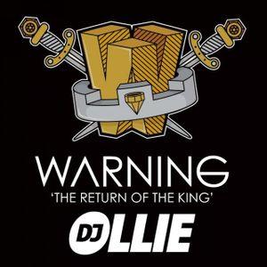 DJ Ollie & MC Five Alive - Live at Warning 13/8/16