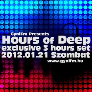 Hours Of Deep Exclusive 3 Hours Set @ Gyal Fm by Andrew Coaster