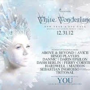 Madeon - White Wonderland - Dec.31 '12 (Best Audio)