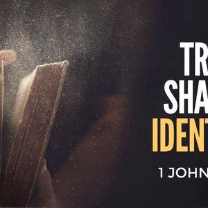 Truth Shaped Identity [1 John 3:1-10]